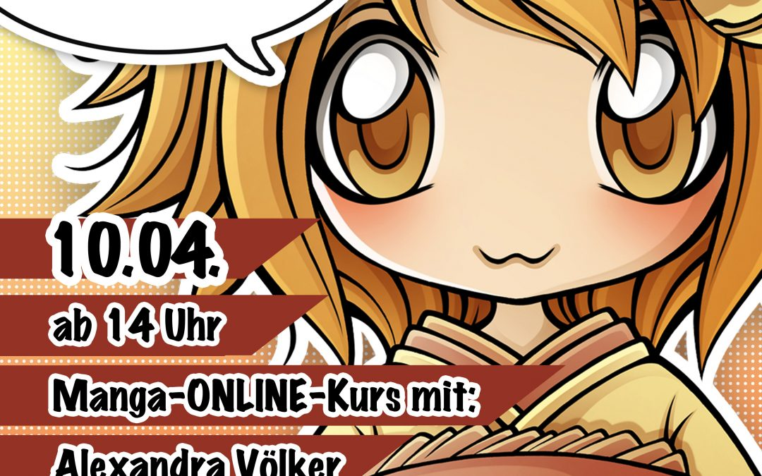 Manga-Kurs für Kids & Teens