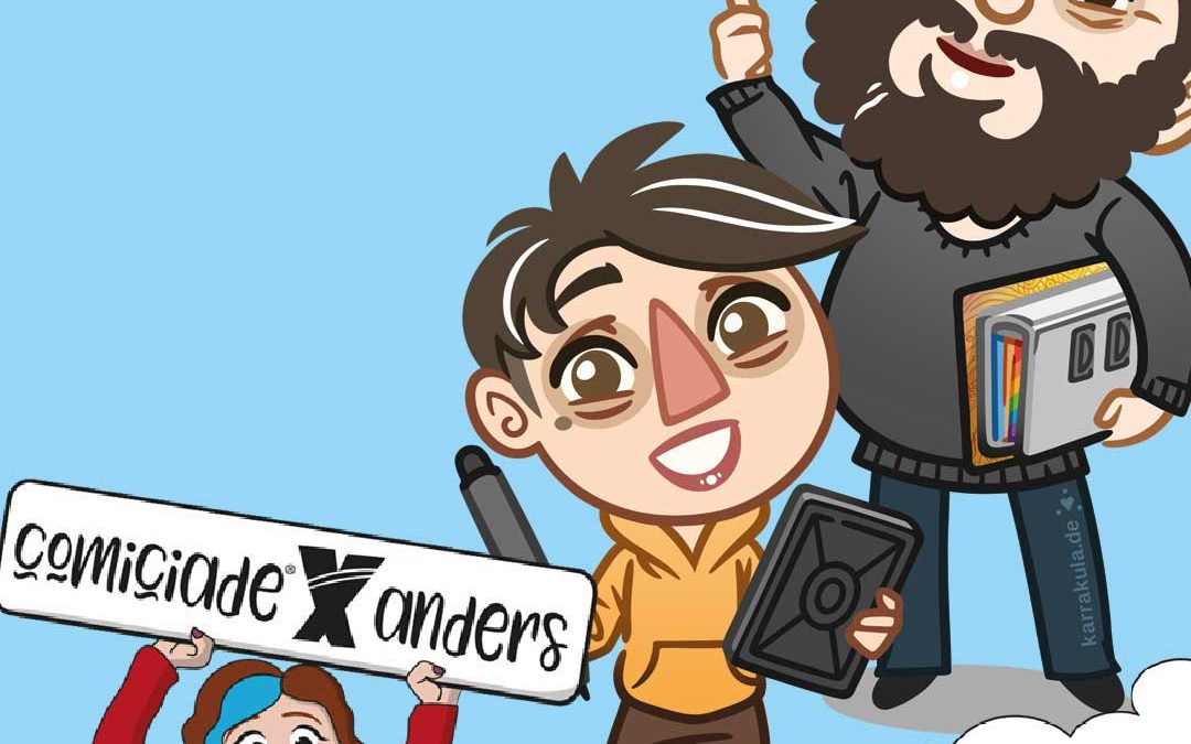 Chit-Chat über Comics und anderen coolen Scheiß