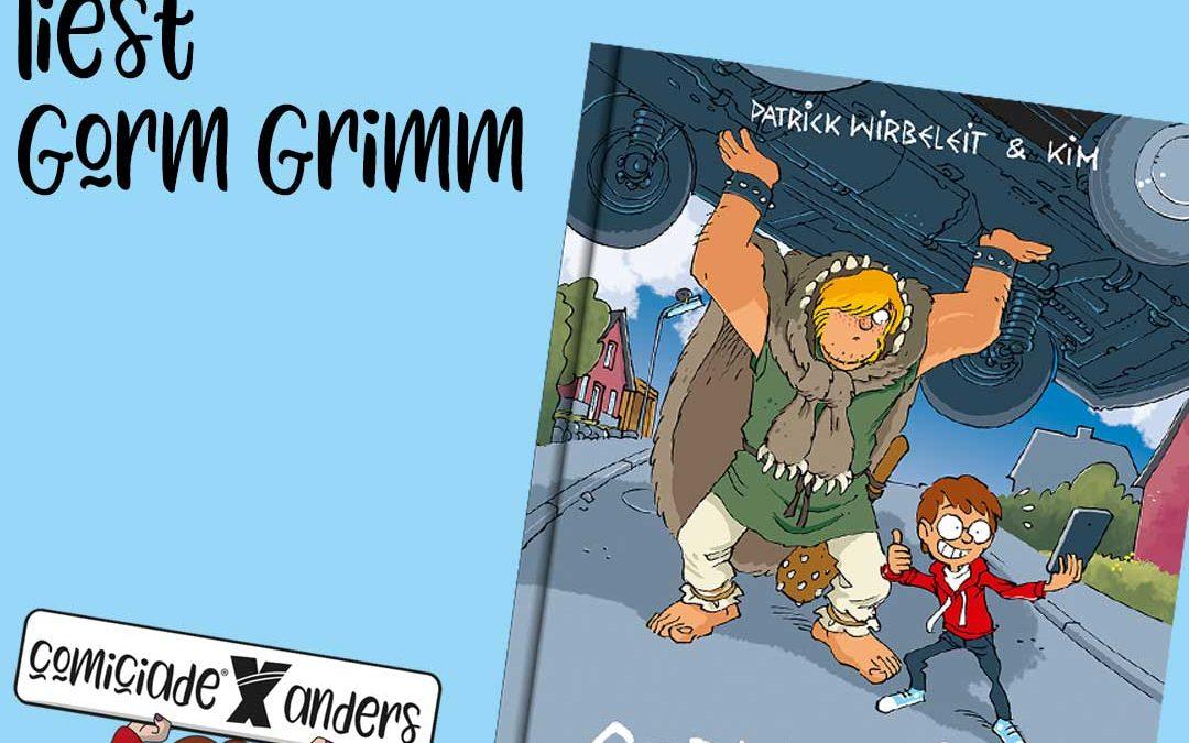 Gorm Grimm Lesung