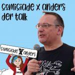 Der Comiciade Talk mit Heiner Lünstedt